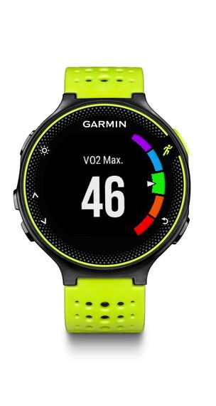 Garmin Forerunner 230 Armband apparaat geel/zwart